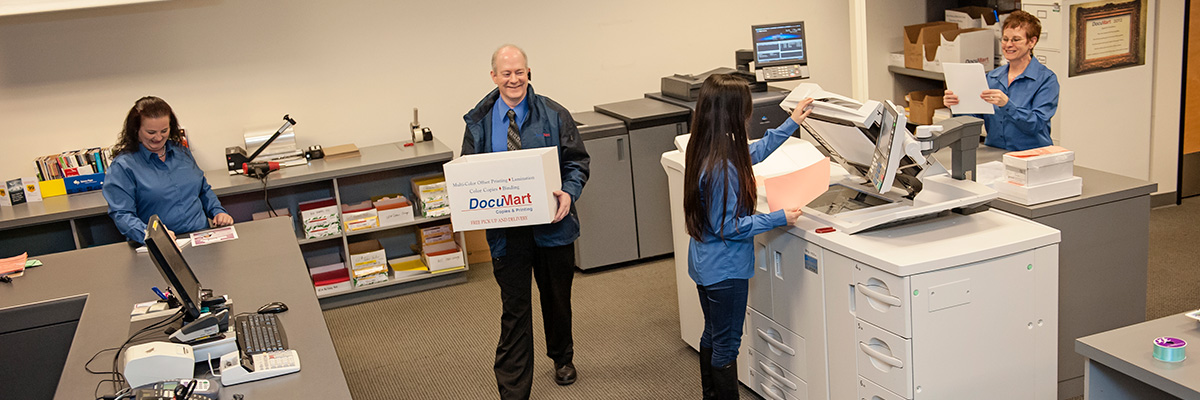 DocuMart office